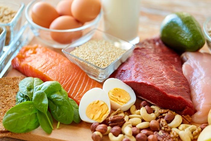 ອາຫານຊ່ວຍໃຫ້ຮ່າງກາຍອົບອຸ່ນຂຶ້ນ - protein - ອາຫານຊ່ວຍໃຫ້ຮ່າງກາຍອົບອຸ່ນຂຶ້ນ