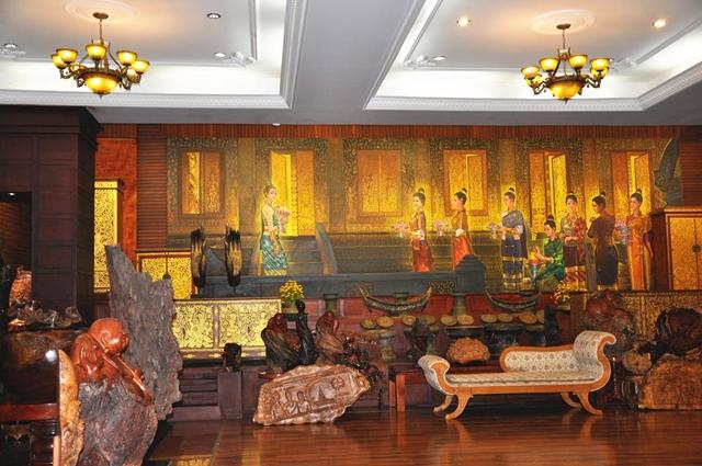 ເປີດຫໍພິພິທະພັນວຽງຈັນສິລະປະຮ່ວມສະໄໝ - museum1 - ເປີດຫໍພິພິທະພັນວຽງຈັນສິລະປະຮ່ວມສະໄໝ