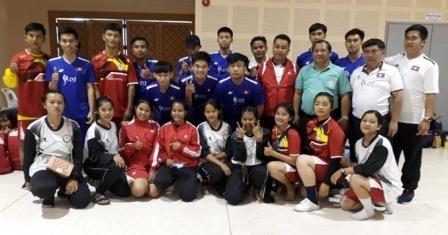 ລາວກຽມສົ່ງນັກກິລາດຶງເຊືອກເຂົ້າຮ່ວມແຂ່ງຂັນ ລາຍການ kl 2019 tug ofwar championsmips ທີ່ມາເລເຊຍ - 11111 - ລາວກຽມສົ່ງນັກກິລາດຶງເຊືອກເຂົ້າຮ່ວມແຂ່ງຂັນ ລາຍການ KL 2019 Tug OFWAR Championsmips ທີ່ມາເລເຊຍ