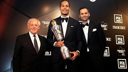 - news201904290550478 - ຟານໄດ໋ ໄດ້ລາງວັນ PFA Players' Player of the Year ລະດູການນີ້