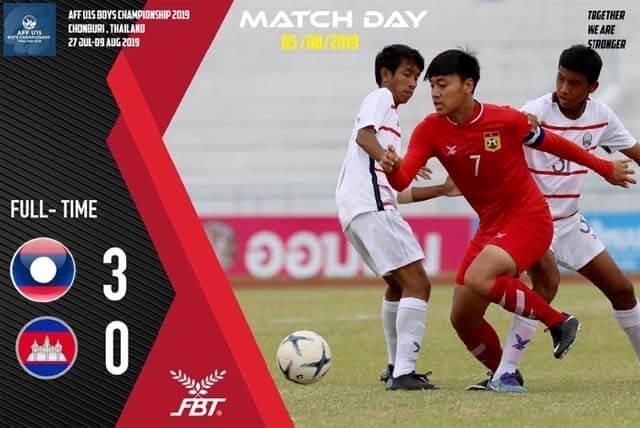 """""""ຕາຕະລາງຄະແນນລວມ aff u15 boys championship thailand 2019"""" - 52697 - """"ຕາຕະລາງຄະແນນລວມ AFF U15 BOYS CHAMPIONSHIP THAILAND 2019"""""""
