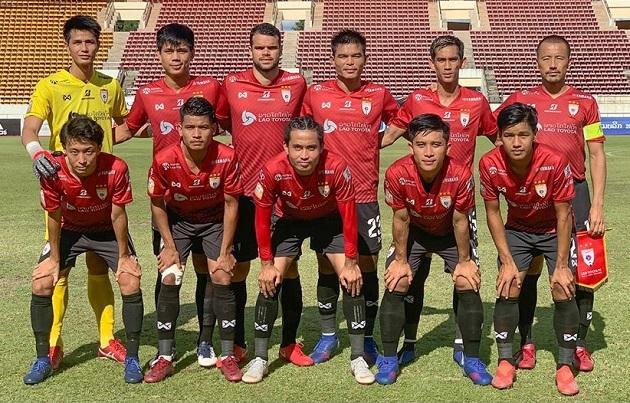 - 111 1 - ສະໂມສອນລາວໂຕໂຢຕ້າ ຫວັງສ້າງຜົນງານໂດດເດັ່ນໃນການແຂ່ງຂັນບານເຕະ AFC Cup 2020