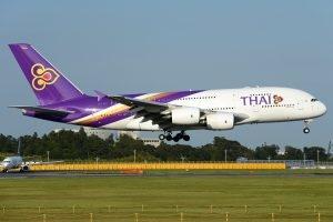 """ດ່ວນ!ສານລົ້ມລະລາຍຮັບຄຳຮ້ອງຟື້ນຟູ """"ການບິນໄທ"""" ແລ້ວ - Airbus A380 841 Thai Airways International AN2328912 300x200 - ດ່ວນ!ສານລົ້ມລະລາຍຮັບຄຳຮ້ອງຟື້ນຟູ """"ການບິນໄທ"""" ແລ້ວ"""