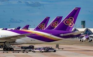 """ດ່ວນ!ສານລົ້ມລະລາຍຮັບຄຳຮ້ອງຟື້ນຟູ """"ການບິນໄທ"""" ແລ້ວ - the coronavirus effect thai airways suspends operations until may 31 300x185 - ດ່ວນ!ສານລົ້ມລະລາຍຮັບຄຳຮ້ອງຟື້ນຟູ """"ການບິນໄທ"""" ແລ້ວ"""