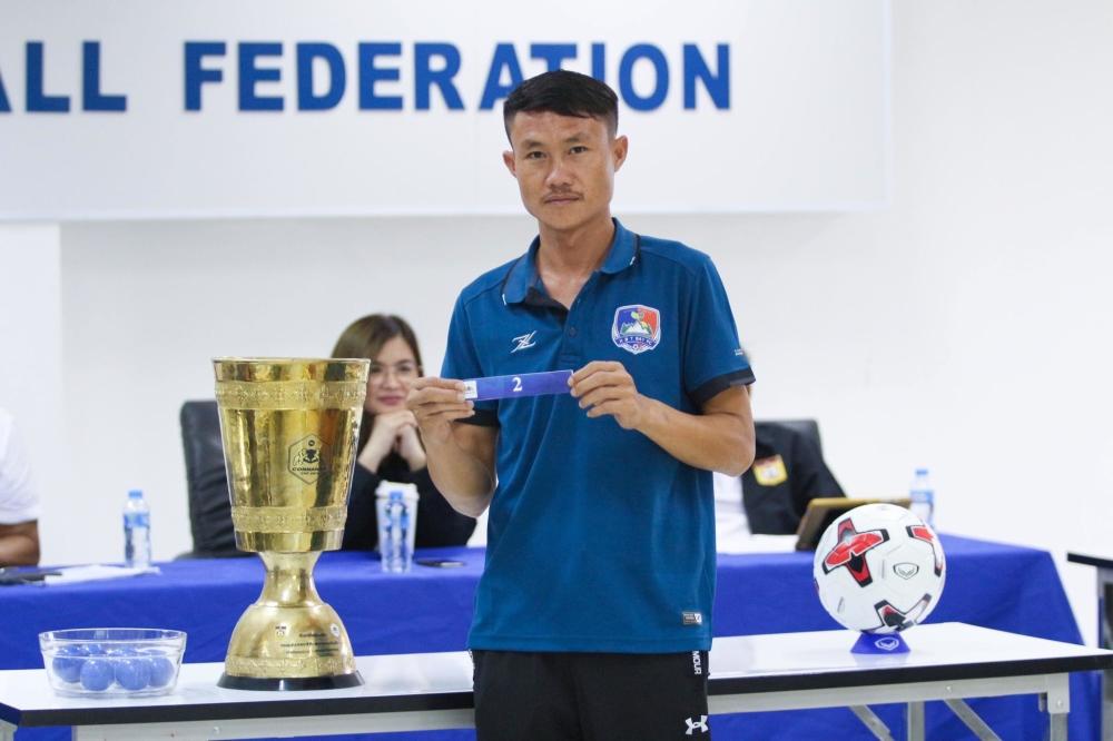ຜົນການຈັບສະຫລາກປະກົບຄູ່ ລາຍການ lff commando cup 2020 (play off) - 117831671 310070890048136 775597655471310292 n - ຜົນການຈັບສະຫລາກປະກົບຄູ່ ລາຍການ LFF COMMANDO CUP 2020 (Play off)