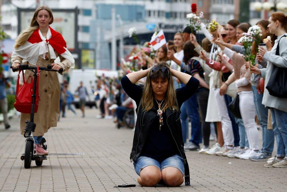 ການປະທ້ວງຢູ່ ເບຣາຣຸດ ບໍ່ມີທ່າທີວ່າຈະຜ່ອນຄາຍ - 200822 belarus protest al 0951 8a87db3f204ea0f887c2e3df006fe308 - ການປະທ້ວງຢູ່ ເບຣາຣຸດ ບໍ່ມີທ່າທີວ່າຈະຜ່ອນຄາຍ
