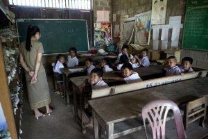 ສຶກສາແຂວງສະຫວັນນະເຂດ ສະເໜີໃຫ້ມີການແກ້ໄຂສະພາບຄູອາສາໃຫ້ໄດ້ເຂົ້າເປັນລັດຖະກອນ - F teacher 1 300x200 - ສຶກສາແຂວງສະຫວັນນະເຂດ ສະເໜີໃຫ້ມີການແກ້ໄຂສະພາບຄູອາສາໃຫ້ໄດ້ເຂົ້າເປັນລັດຖະກອນ