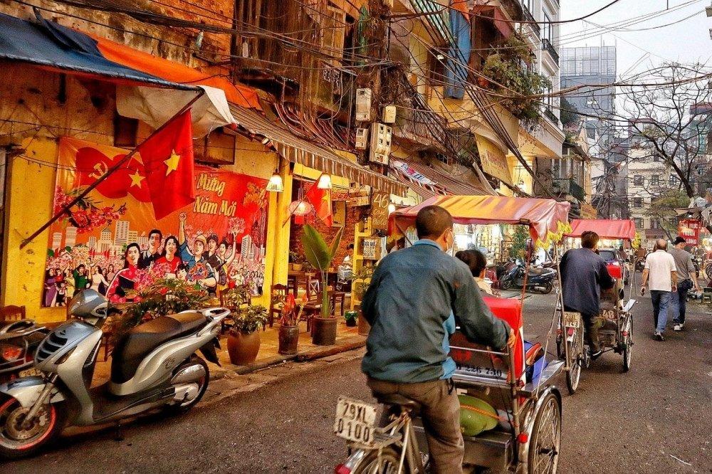 ເສດຖະກິດຫວຽດນາມເຕີບໃຫຍ່ຕໍ່າສຸດໃນຮອບ 30 ປີ ແຕ່ສູງສຸດໃນໂລກ - 20200423 Pixabay vietnam hanoi 5016144 1280 - ເສດຖະກິດຫວຽດນາມເຕີບໃຫຍ່ຕໍ່າສຸດໃນຮອບ 30 ປີ ແຕ່ສູງສຸດໃນໂລກ