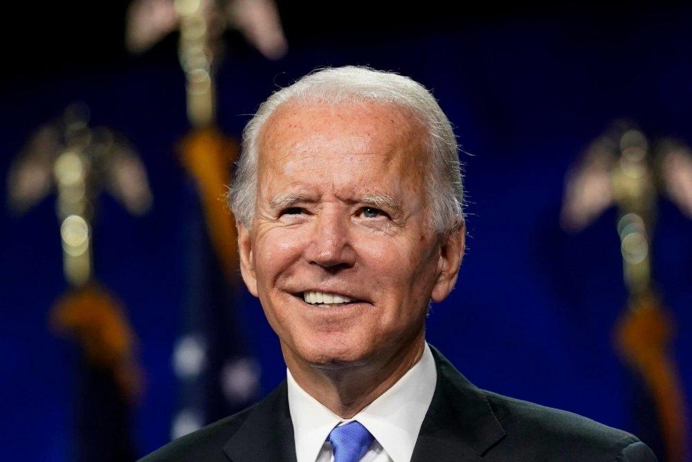 ໂຈໄບເດັນ ຊະນະການເລືອກຕັ້ງປະທານາທິບໍດີ ສະຫະລັດ  ຢ່າງເປັນທາງການແລ້ວ - ba6bede5 abb7 4142 adf5 e0b2db8a7a82 AP Election 2020 DNC Biden scaled - ໂຈໄບເດັນ ຊະນະການເລືອກຕັ້ງປະທານາທິບໍດີ ສະຫະລັດ  ຢ່າງເປັນທາງການແລ້ວ