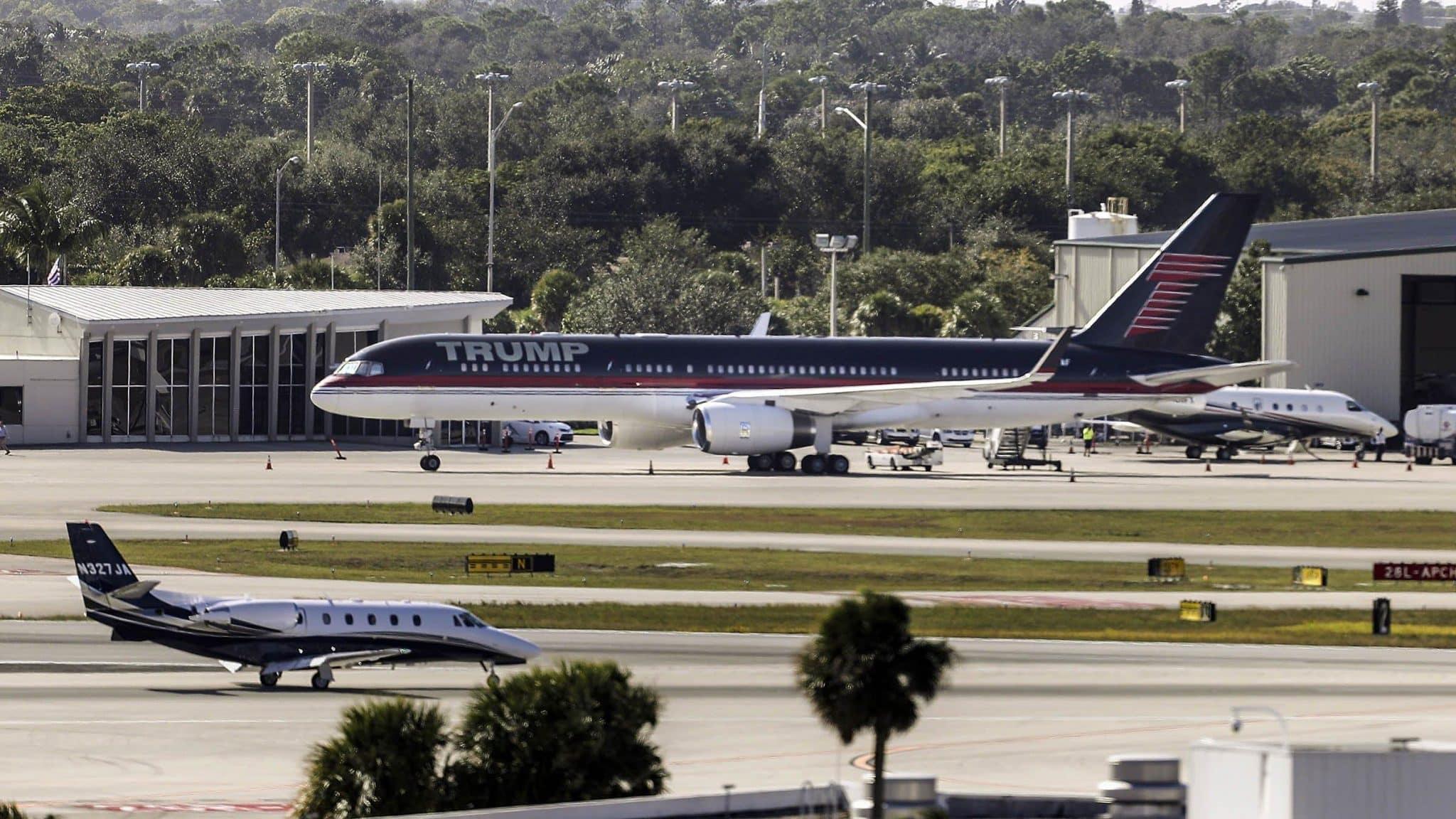 Florida ປະຕິເສດຄຳສະເໜີຕັ້ງຊື່ ທຣຳ ໃຫ້ກັບສະໜາມບິນ - AR 181229344 scaled - Florida ປະຕິເສດຄຳສະເໜີຕັ້ງຊື່ ທຣຳ ໃຫ້ກັບສະໜາມບິນ