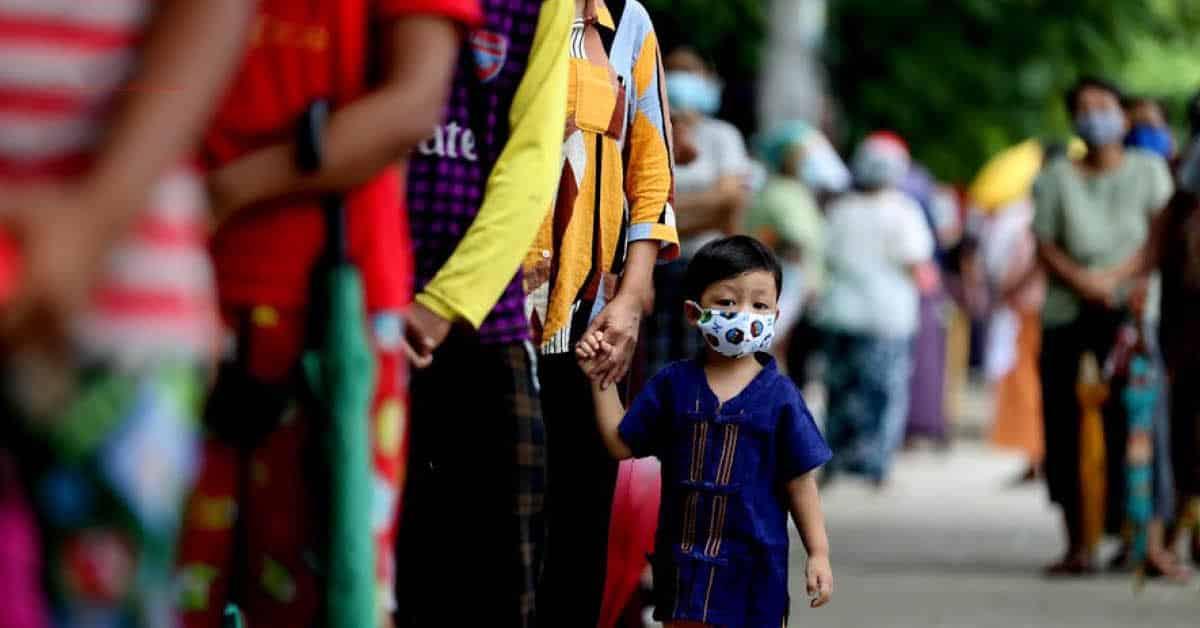- aung san suu kyi myanmar covid 19 vaccine - ມຽນມາ ມອບ-ຮັບວັກຊີນຕ້ານໂຄວິດ-19 ຊຸດທຳອິດ 1,5 ລ້ານໂດສ