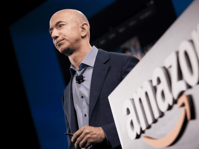 Jeff Bezos ຈະລາອອກຈາກຕຳແໜ່ງປະທານບໍລິສັດ Amazon ໃນໄຕມາດທີ II ຂອງປີນີ້. - 5dbb121ee0ee7e00793c19f7 - Jeff Bezos ຈະລາອອກຈາກຕຳແໜ່ງປະທານບໍລິສັດ Amazon ໃນໄຕມາດທີ II ຂອງປີນີ້.