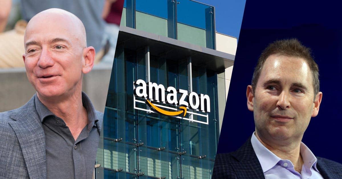 ເຈບ ເບໂຊສ ກຽມສະຫລະຕຳແໜ່ງ CEO ອາເມຊອນ - WEALTH UPDATE andy jassy new amazon ceo at q3 - ເຈບ ເບໂຊສ ກຽມສະຫລະຕຳແໜ່ງ CEO ອາເມຊອນ