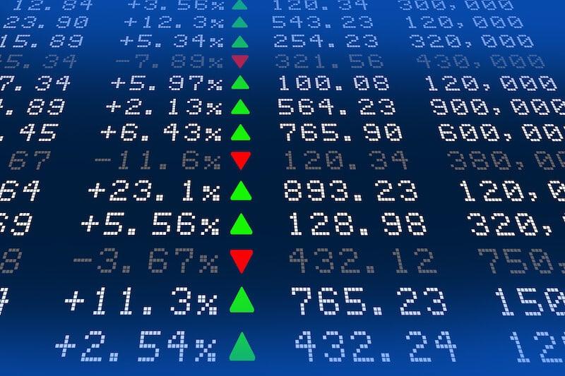ລາຄາຄຳລົງ ແຕ່ຕະຫຼາດຫຼັກຊັບຂອງສະຫະລັດ ຍັງສືບຕໍ່ຟຸ່ງສູງຂຶ້ນ - stock exchange - ລາຄາຄຳລົງ ແຕ່ຕະຫຼາດຫຼັກຊັບຂອງສະຫະລັດ ຍັງສືບຕໍ່ຟຸ່ງສູງຂຶ້ນ
