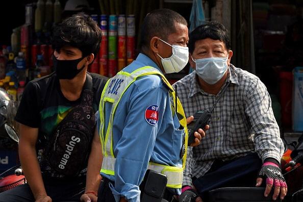 ກຳປູເຈຍຜ່ານຮ່າງກົດໝາຍວ່າດ້ວຍການຕ້ານໂຄວິດ-19 ດ້ວຍມາດຕະການທີ່ເຂັ້ມງວດ - 202003asia cambodia coronavirus 0 - ກຳປູເຈຍຜ່ານຮ່າງກົດໝາຍວ່າດ້ວຍການຕ້ານໂຄວິດ-19 ດ້ວຍມາດຕະການທີ່ເຂັ້ມງວດ