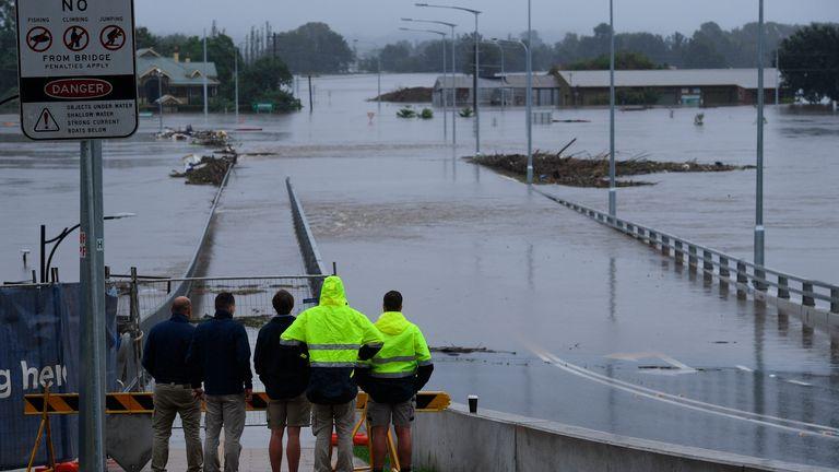 ນໍ້າຖ້ວມໃຫ່ຍ ອອສເຕເລຍ ໃນຮອບ 100 ປີ - skynews australia floods 5313434 - ນໍ້າຖ້ວມໃຫ່ຍ ອອສເຕເລຍ ໃນຮອບ 100 ປີ