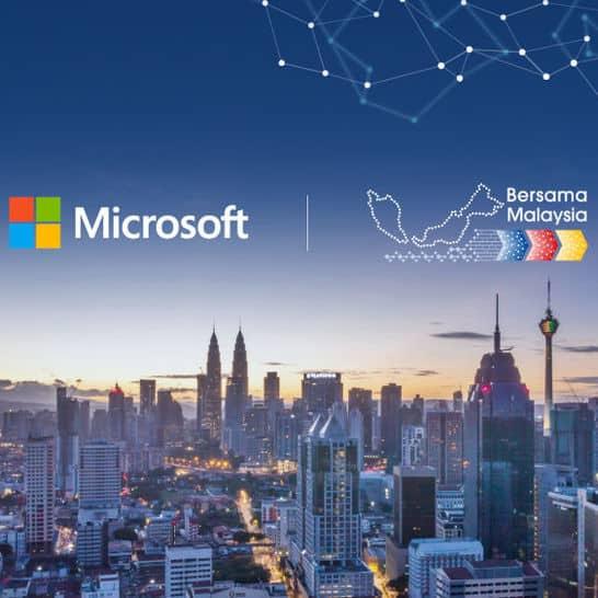 Microsoft ທຸ້ມພັນລ້ານໂດລາ ລົງທຶນຕັ້ງສູນຂໍ້ມູນໃນມາເລເຊຍ - Bersama Malaysia Logo 1920x1080 1618818375118 546 - Microsoft ທຸ້ມພັນລ້ານໂດລາ ລົງທຶນຕັ້ງສູນຂໍ້ມູນໃນມາເລເຊຍ