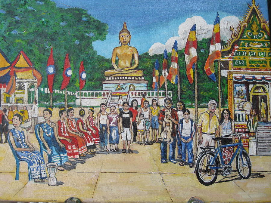 - pi mai lao new year lao rob wilson - ສະຫລອງປີໃໝ່ບົນຈິດໃຈປະຢັດມັດທະຍັດ