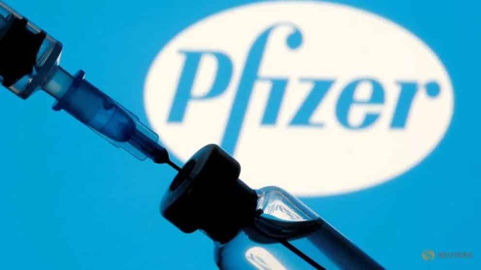 -           1 - Pfizer ສ້າງລາຍໄດ້ໄຕມາດ 1 ປີ 2021 ຈາກຍອດຂາຍວັກຊີນໂຄວິດ 3,5 ພັນລ້ານໂດລາ