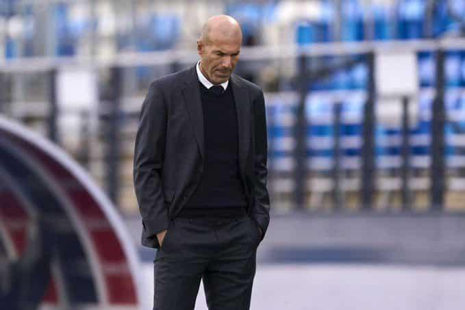 ນັກຂ່າວຊື່ດັງ Fabrizio Romano ເປີດເຜີຍວ່າຜູ້ຈັດການທີມຂອງ Real Madrid   Zinedine , Zidane ຕັດສິນໃຈລາອອກຈາກທີມ.