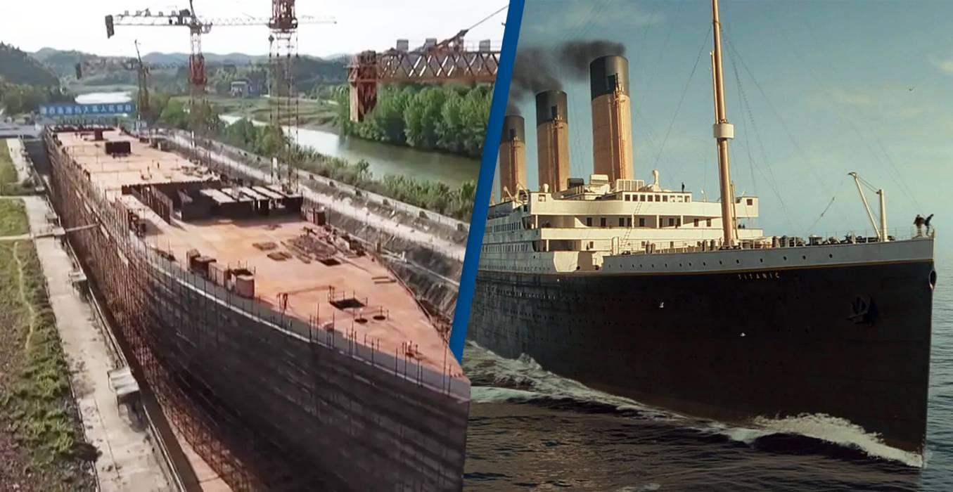 - https  www - ສວນສະໜຸກຈີນສ້າງເຮືອ Titanic ຈຳລອງຂະໜາດເທົ່າຂອງແທ້ ແລະ ເປີດໃຫ້ພັກໄດ້