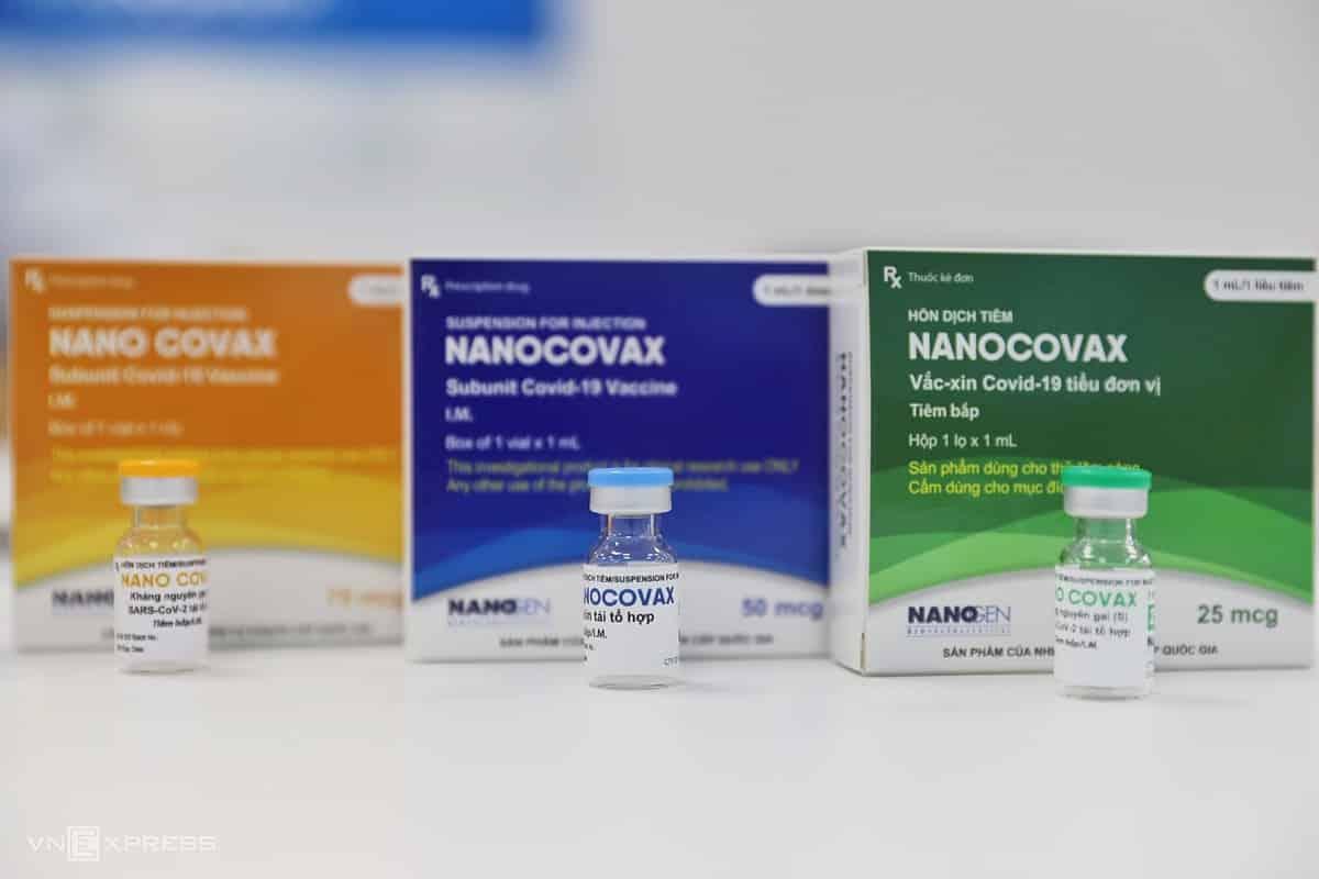 ກະຊວງສາທາລະນະສຸກ ຫວຽດນາມເລັ່ງທົດລອງສັກວັກຊີນ Nanocovax ໃຫ້ 13.000 ຄົນ - 69 - ກະຊວງສາທາລະນະສຸກ ຫວຽດນາມເລັ່ງທົດລອງສັກວັກຊີນ Nanocovax ໃຫ້ 13.000 ຄົນ