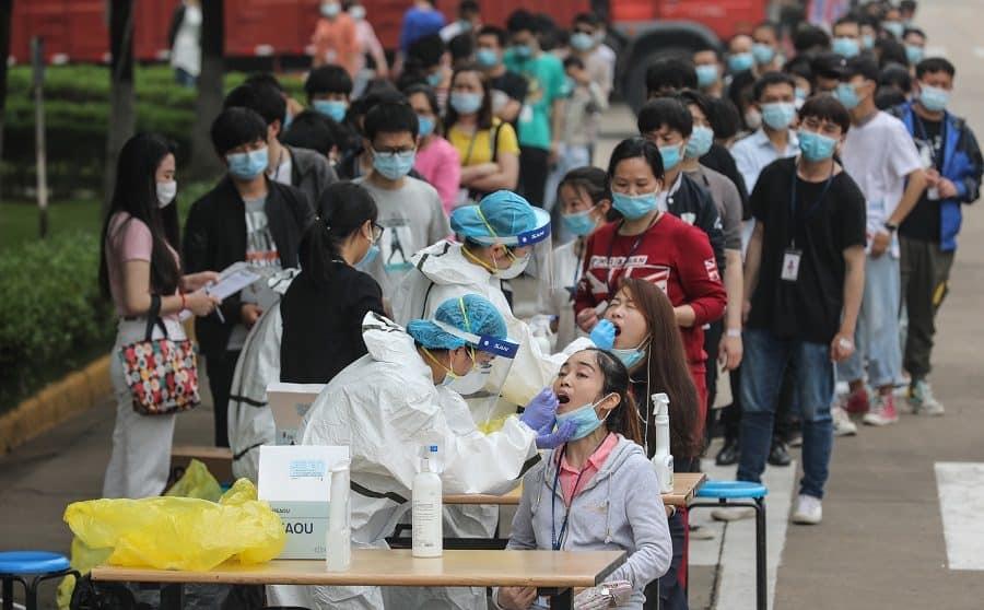 ໄທ ພົບຜູ້ຕິດເຊື້ອໂຄວິດ-19 ເພີ່ມ 9.326 ຄົນ ພາຍໃນມື້ດຽວ - coronavirus - ໄທ ພົບຜູ້ຕິດເຊື້ອໂຄວິດ-19 ເພີ່ມ 9.326 ຄົນ ພາຍໃນມື້ດຽວ