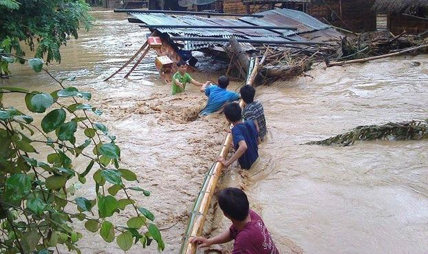 ຄະນະກໍາມະການຄຸ້ມຄອງໄພພິບັດຂັ້ນສູນກາງແຈ້ງໃຫ້ກະກຽມຮັບມືກັບໄພພິບັດທີ່ອາດເກີດຂຶ້ນ - F flood lp - ຄະນະກໍາມະການຄຸ້ມຄອງໄພພິບັດຂັ້ນສູນກາງແຈ້ງໃຫ້ກະກຽມຮັບມືກັບໄພພິບັດທີ່ອາດເກີດຂຶ້ນ